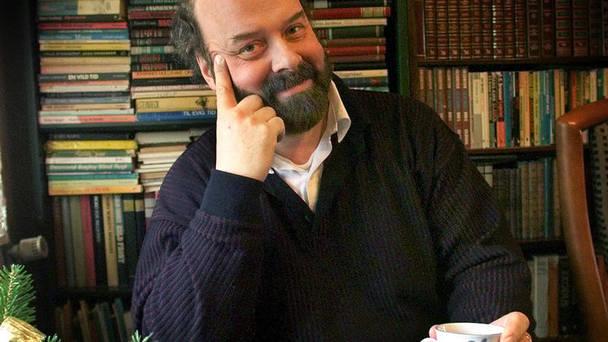 Min kære mand, Andreas P. Nielsen.